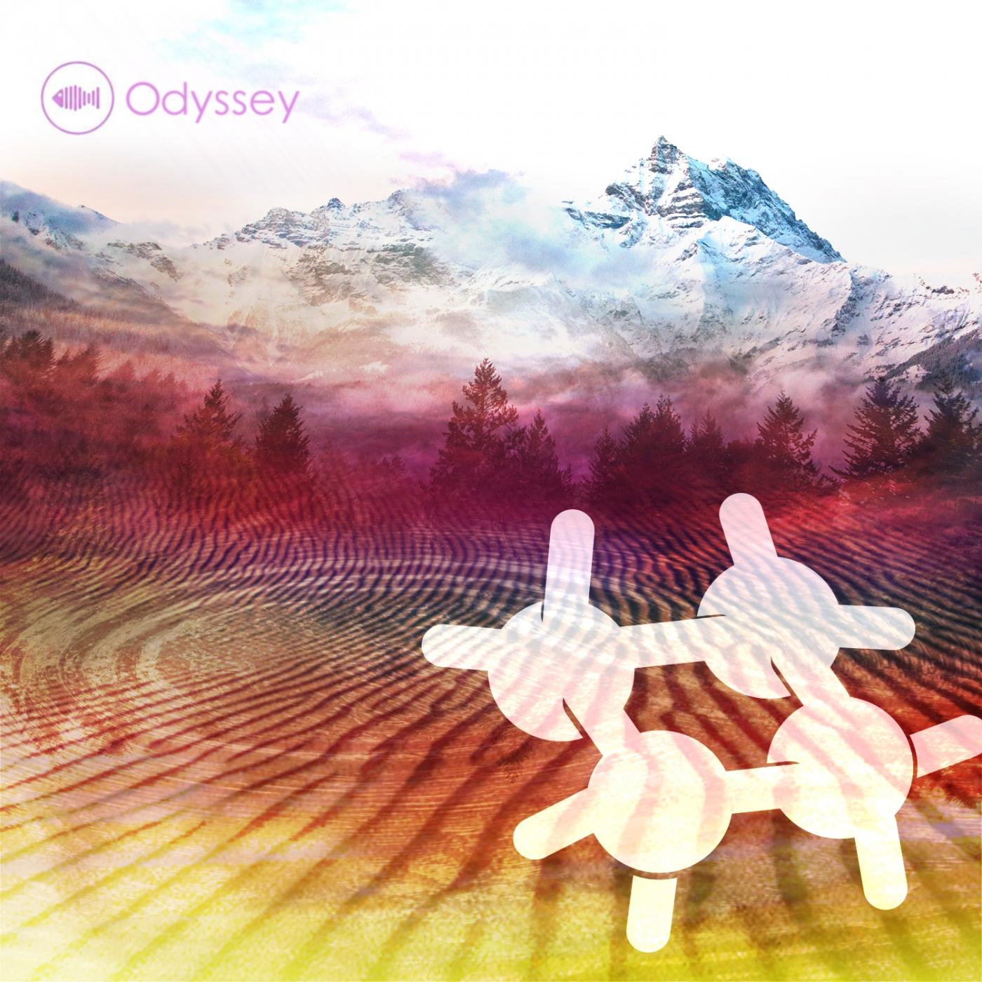 BTR013 - calm#Pound - Odyssey EP